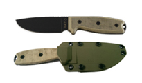 Ontario RAT-3 Green Sheath by Ontario Knife