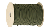 Зелен Паракорд Parachute cord (PARACORD550) 1 m by Unknown